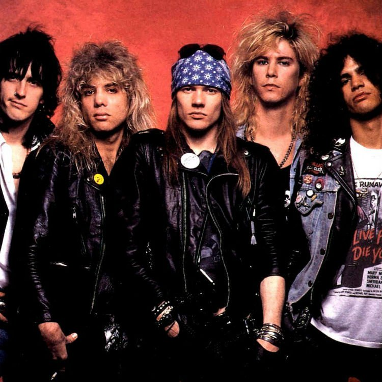 Guns N Roses Chris Pitman says 2016 reunion reform is money grab