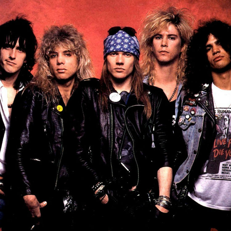 Guns N Roses reunion with classic line-up reported