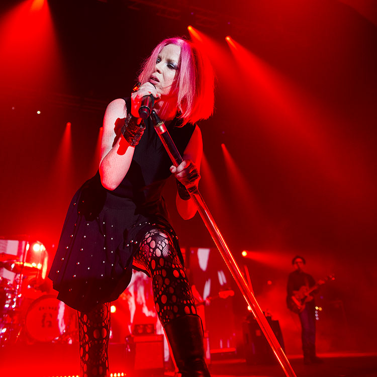 Garbage new song Empty from album Strange Little Birds before tour