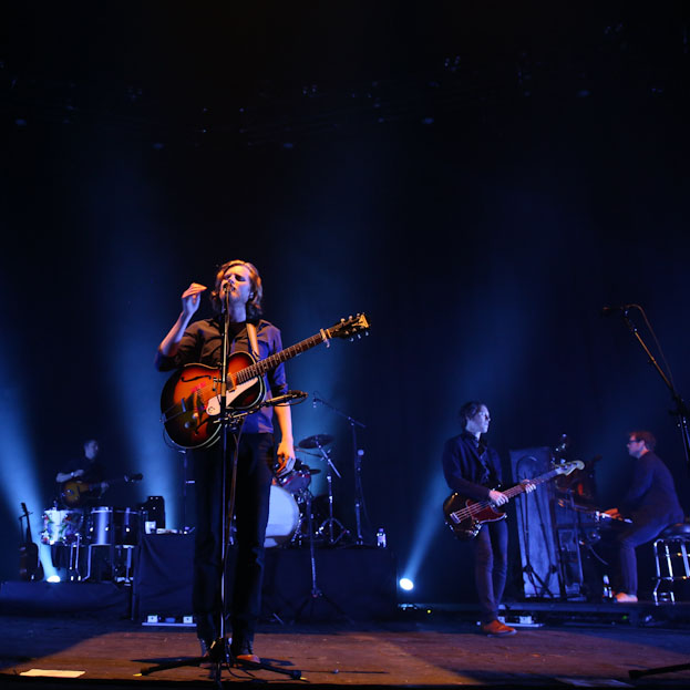 The Lumineers live review Brixton London, setlist