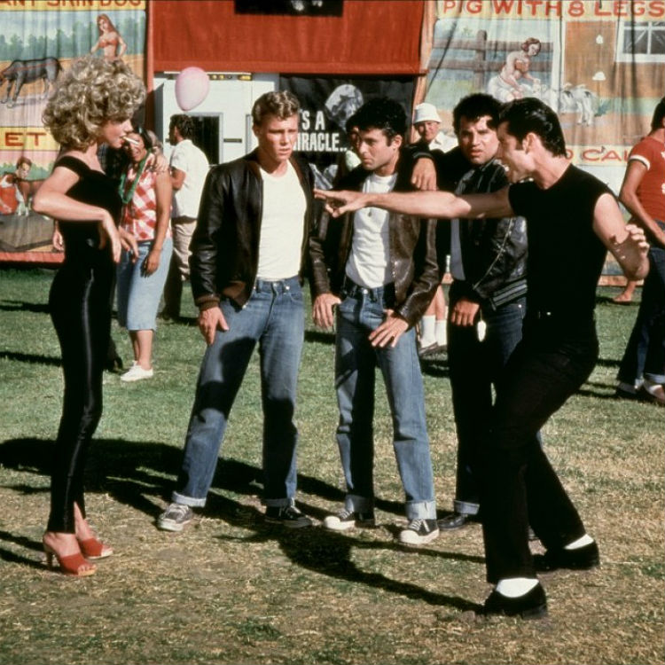 Grease You're The One That I Want heavy metal dub video