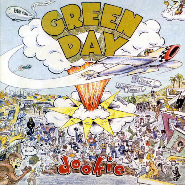 Green Day Dookie anniversary - facts, trivia, tour, tickets