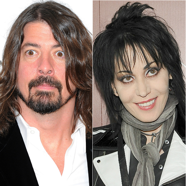 Foo Fighters' Dave Grohl to appear on next Joan Jett album