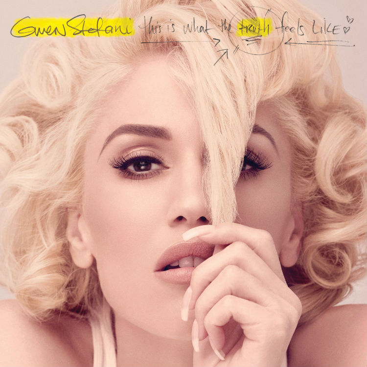 Gwen Stefani new single Make Me Like You from new album Truth