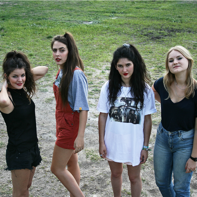 Hinds UK tour, buy tickets