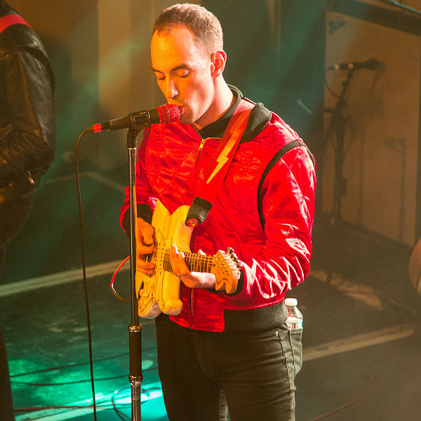 Albert Hammond Jr: 'Jake Bugg is a future headliner'