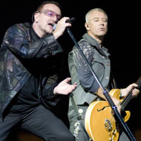 U2 Confirmed To Play Glastonbury Festival 2011
