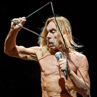 Iggy Pop, Gossip and more for Mini United Festival