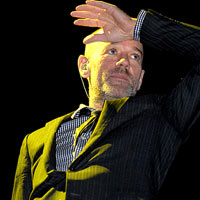 REM's Michael Stipe 'To Quit America If John McCain Becomes President'
