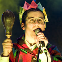 Hot Chip For Camp Bestival Festival 2012 - Tickets