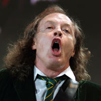 AC/DC Planning 40th Anniversary World Tour In 2013