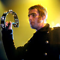 Oasis' Liam Gallagher: 'Noel And Russell Brand Are Pair Of Housewives'