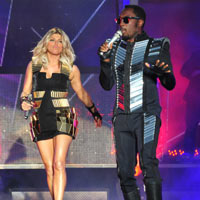 Black Eyed Peas voted favourite UK wedding song