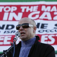 Brian Eno Condemns Israeli Attacks In Gaza