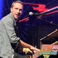 Coldplay Pay Tribute To Crowds At T In The Park Festival 2011
