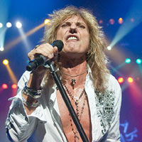 Woman suing after Whitesnake gig vomit slip injuries