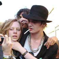 Pete Doherty Condemns BNP Win In London Elections