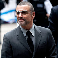 George Michael Denies Kenny Goss Split