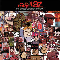 Gorillaz - 'The Singles Collection 2001-2011' (Virgin Records) Released: 28/11/11