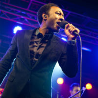 Aloe Blacc Continues UK Tour In Liverpool