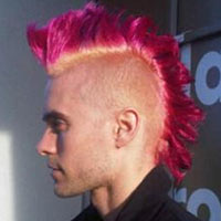 30 Seconds To Mars' Jared Leto Competes For 'Worst Hair In Rock' Title