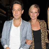 Kate Moss Puts The Kills' Jamie Hince On Booze Ban