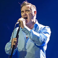 Morrissey Slams Media For Kate Middleton Coverage