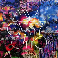 Coldplay - 'Mylo Xyloto' (Parlophone) Released: 24/10/11
