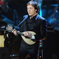 Paul McCartney Changes His Name To Gladys Jenkins