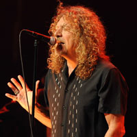 Led Zeppelin's Robert Plant 'Disconnected' From Heavy Rock
