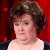 Susan Boyle shocks fans with motorway service outburst