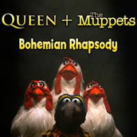 The Muppets' 'Bohemian Rhapsody' To Battle X Factor Winner For Christmas No.1