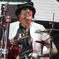 Motley Crue's Tommy Lee And Poison's Brett Michaels To Face Gun Charges?