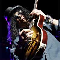 Slash 'Glad' Guns N' Roses 'Chinese Democracy' Is Coming Out