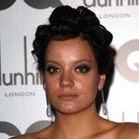 Lily Allen sparks pop return rumours with studio outing