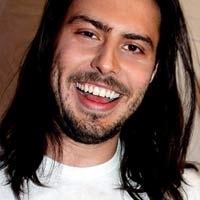 Andrew WK: 'Please don't let my mum watch this'