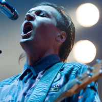 Arcade Fire album update: 'We're in the studio pretty much full time'