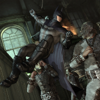 Seven Minutes' Footage From Batman: Arkham City Unveiled