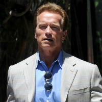 Arnold Schwarzenegger And Sylvester Stallone Hospitalised Together - Picture