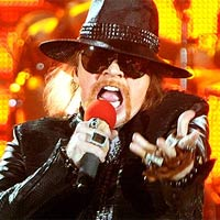 Woman arrested after $200k theft from Axl Rose