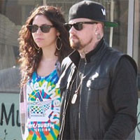 Good Charlotte's Benji Madden Dating Eliza Doolittle