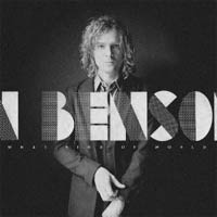 Brendan Benson 'What Kind Of World' (Lojinx)