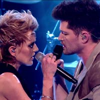 Danny O'Donoghue romance with Voice finalist denied