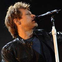 Bon Jovi 'Slam' Touts For Selling Tickets To Free Concert