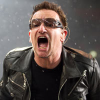 U2's Bono To Join Andrew Lloyd Webber Talent Show?