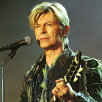 David Bowie 'Started The Credit Crunch'