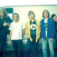 Cage The Elephant: Interview