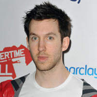 Calvin Harris Urges Music Role Models To Help Stop London Riots