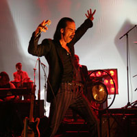Nick Cave: Grinderman Are Over