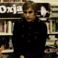 Charlie Simpson Interview At Oxjam 2011